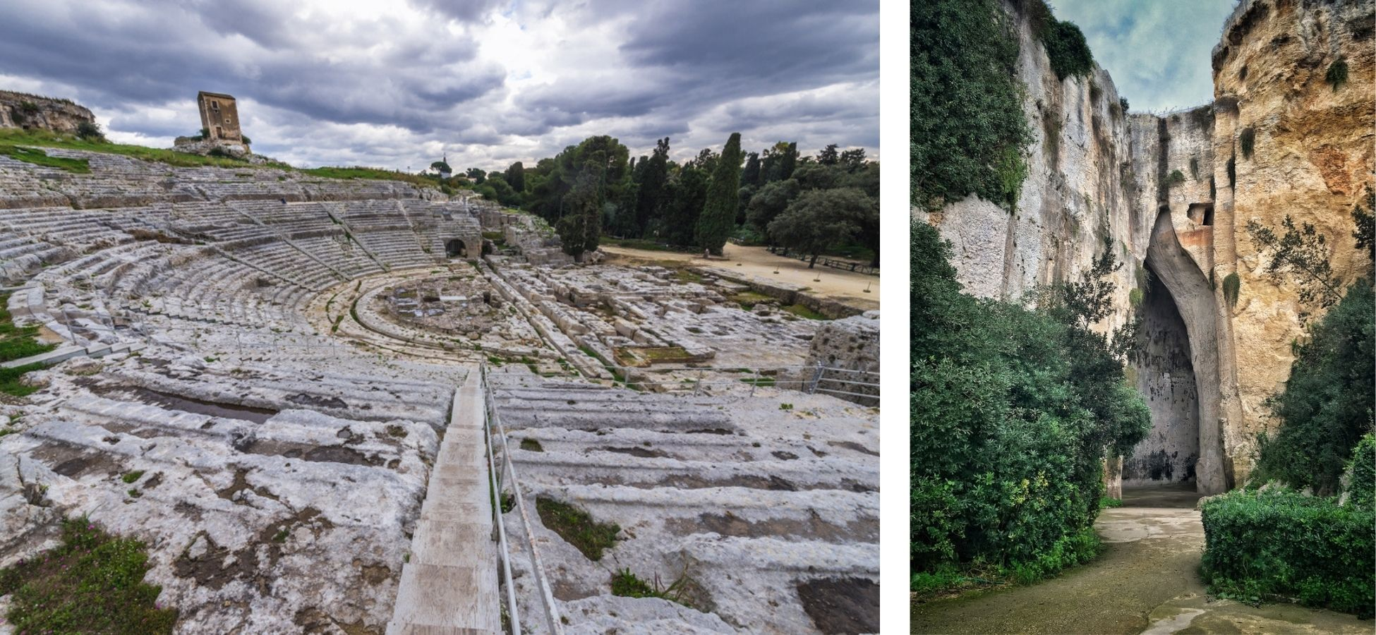 Parc archéologique de Néapolis