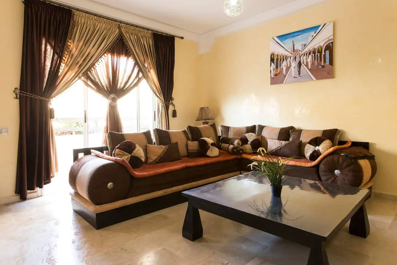 Airbnb à Agadir