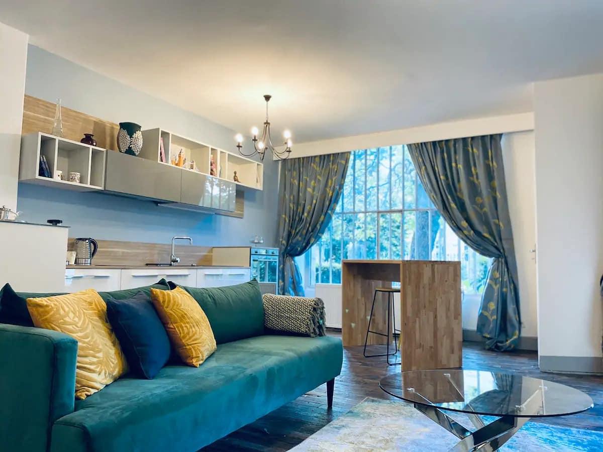 Magnifique et spacieux appartement au cœur de Brive