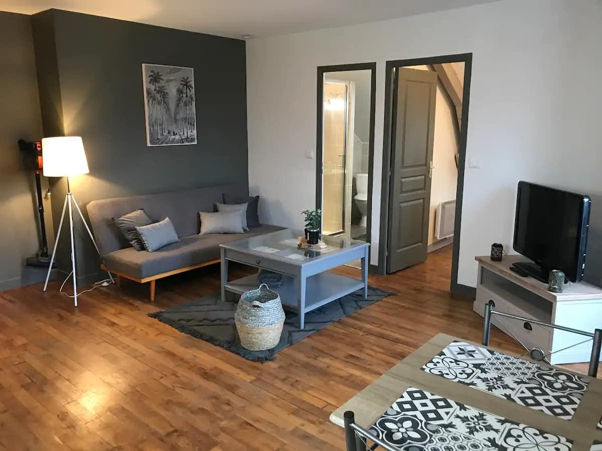 Bel Airbnb à Brive-la-Gaillarde