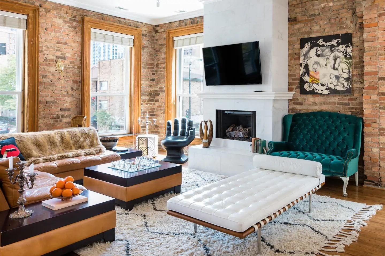Super appartement Airbnb à Chicago