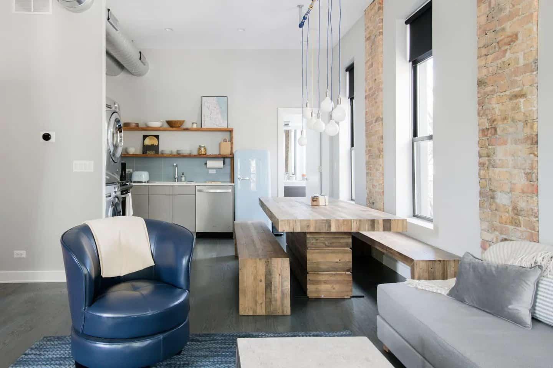 Parfait Airbnb à Chicago