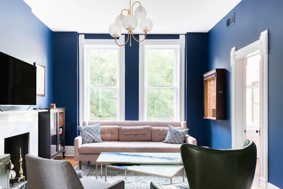 Airbnb très confort à Chicago