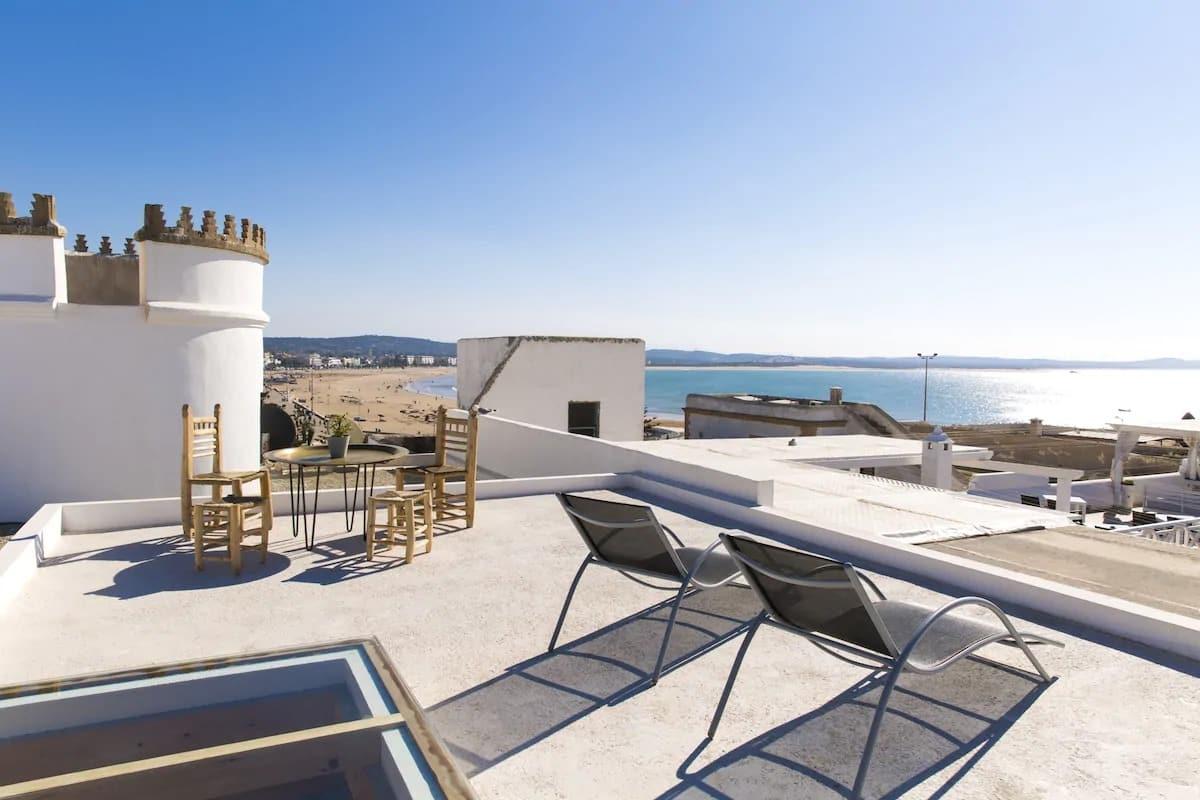 Airbnb exceptionnel à Essaouira