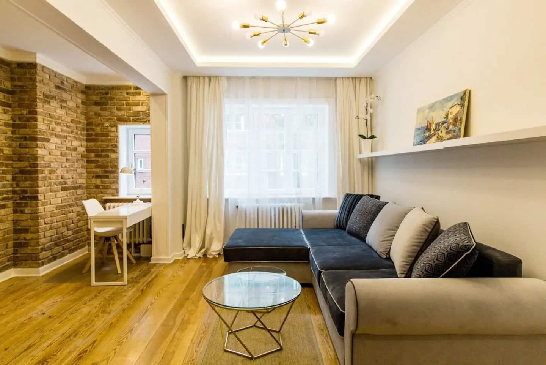 Élégant appartement dans le centre