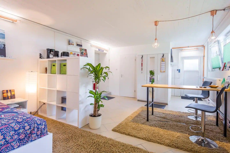 Airbnb pratique à Hambourg