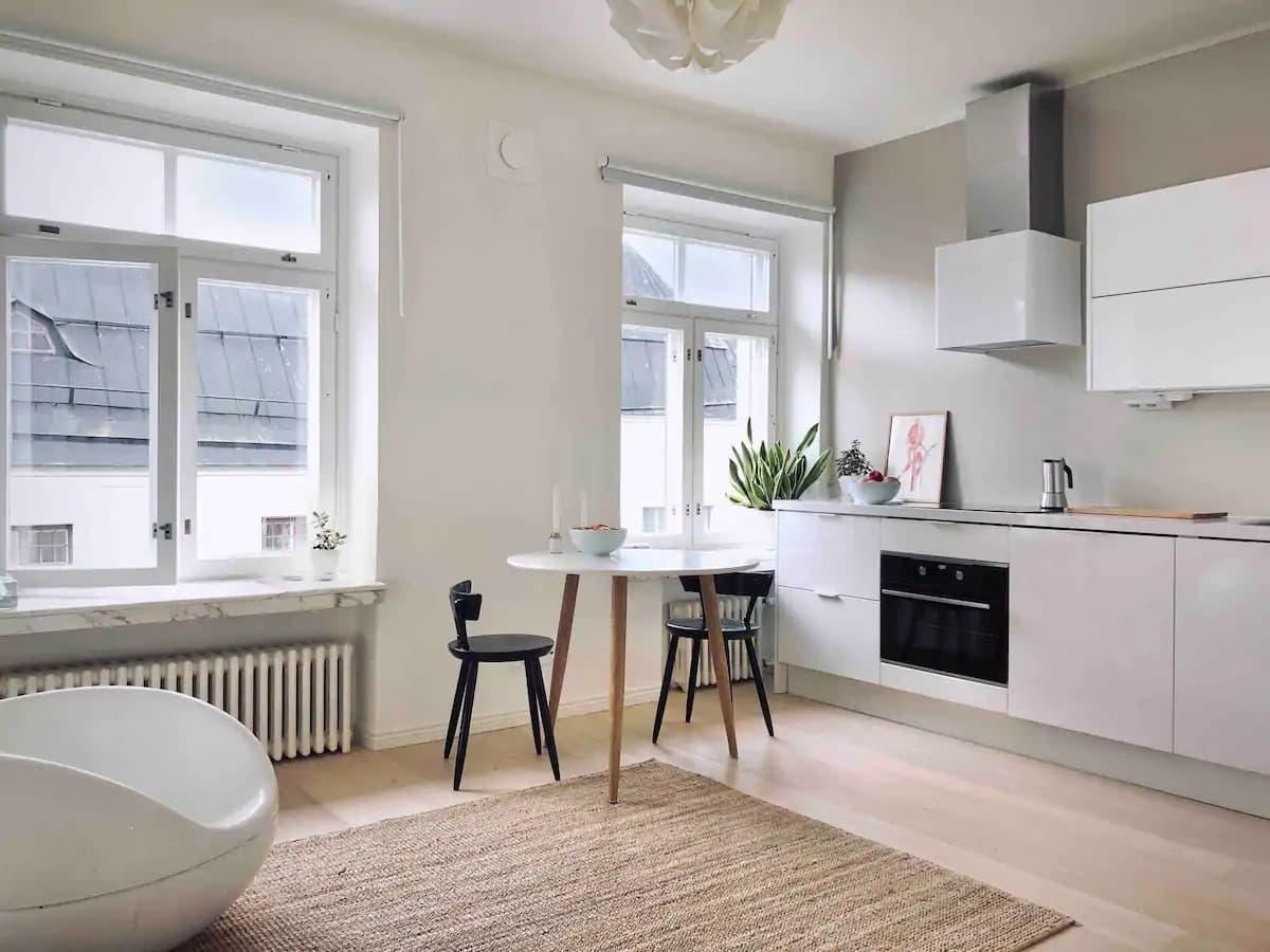 Super Airbnb à Helsinki