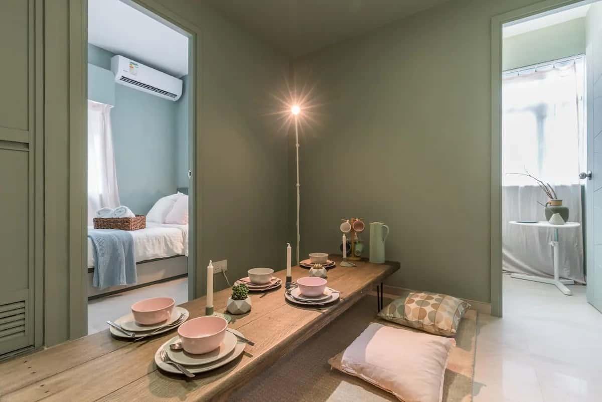 Airbnb pratique à Hong Kong