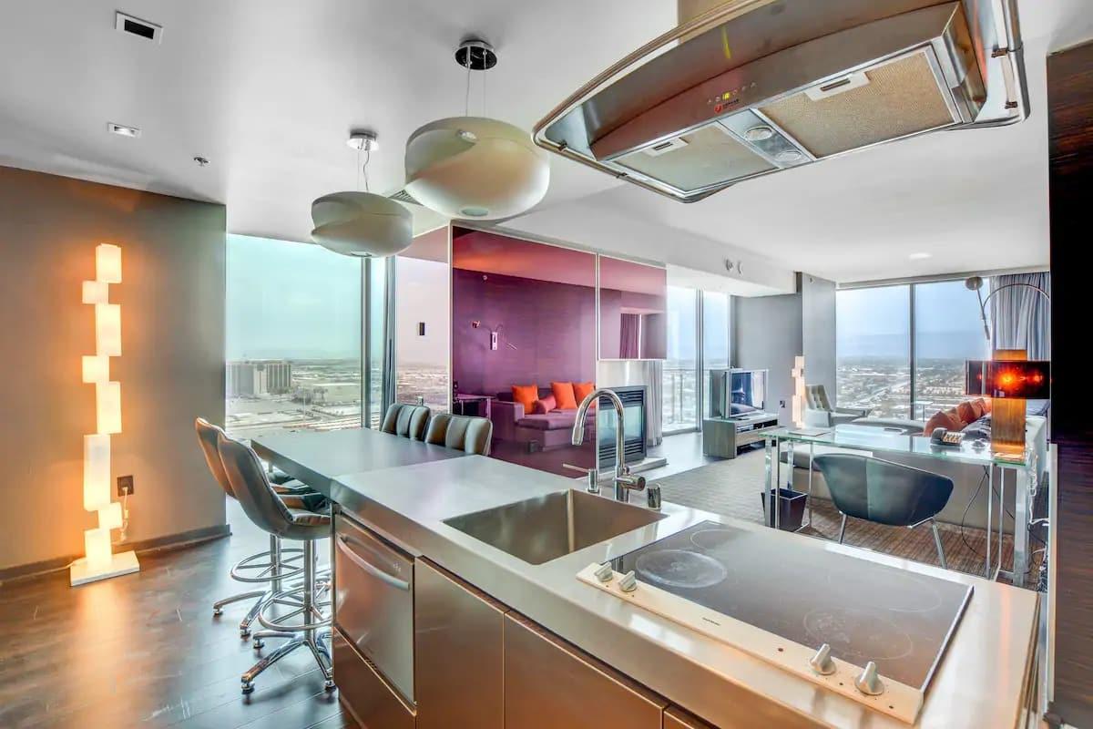 Super Airbnb à Las Vegas