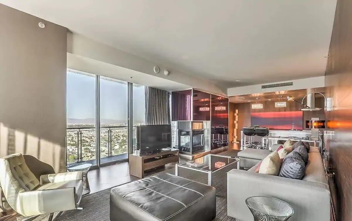 Exceptionnel Airbnb à Las Vegas