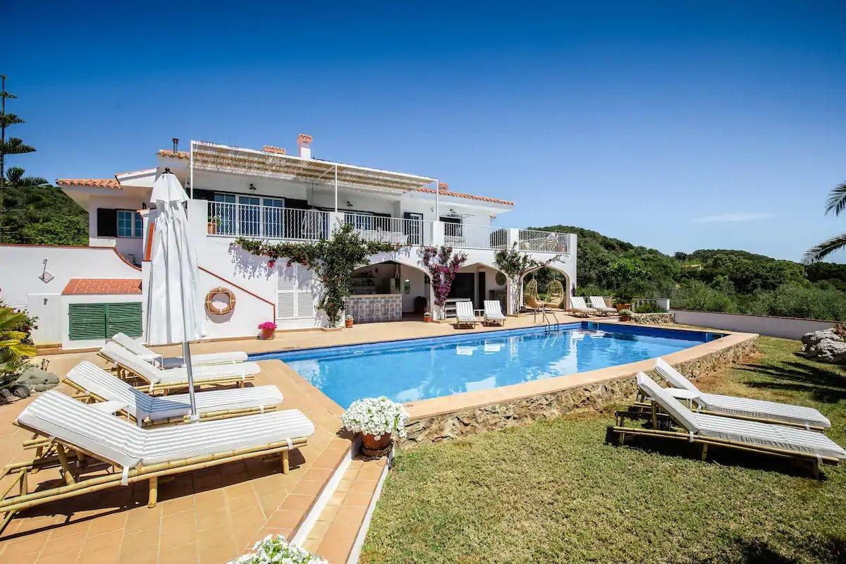 Exceptionnel Airbnb à Minorque
