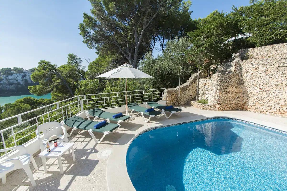 Superbe Airbnb avec piscine à Minorque