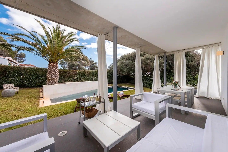 Super Airbnb à Minorque