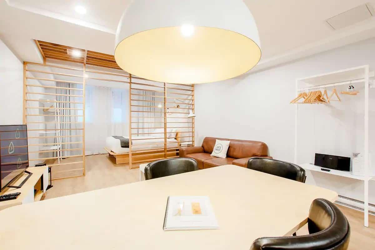 Joli appartement Airbnb à Québec