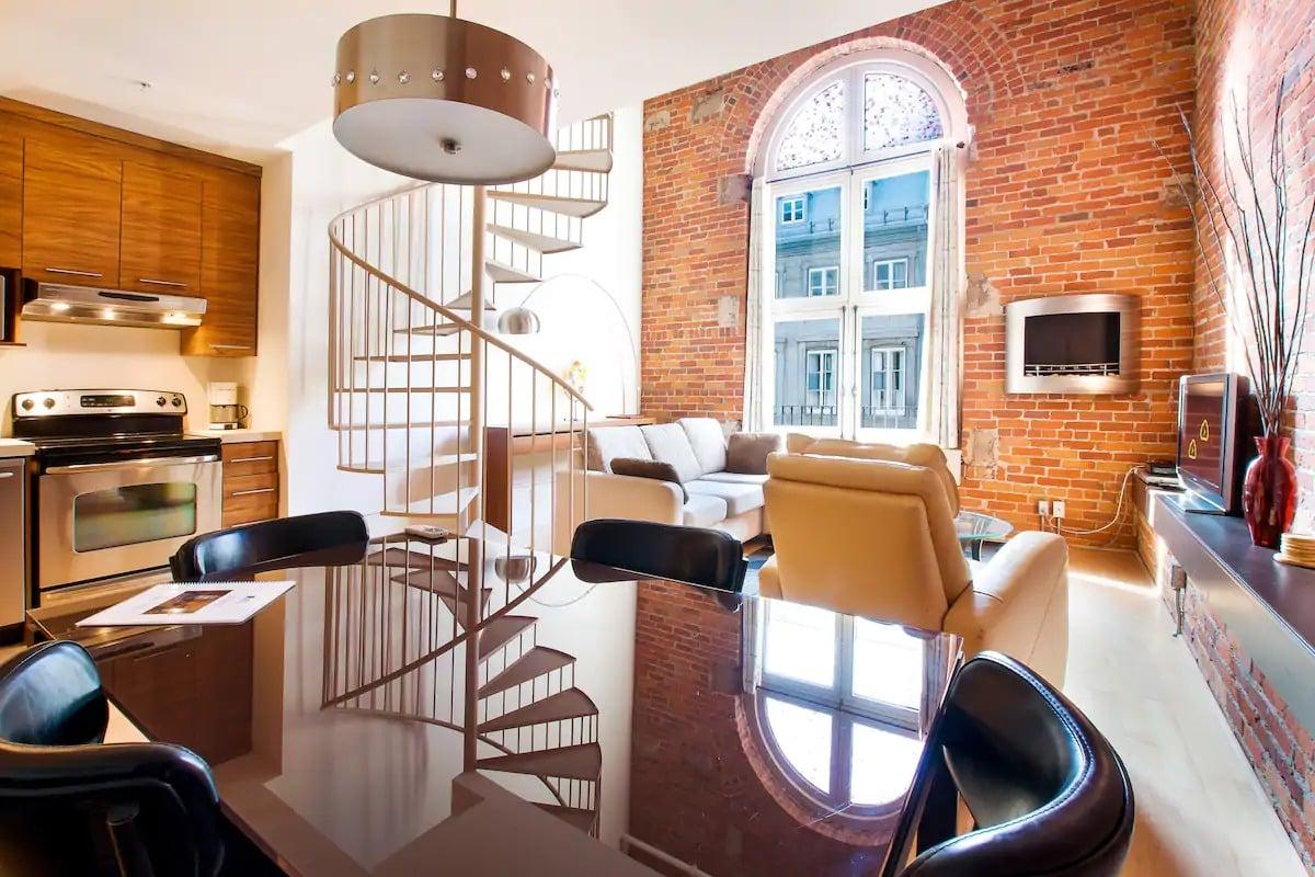 Sublime Airbnb à Québec