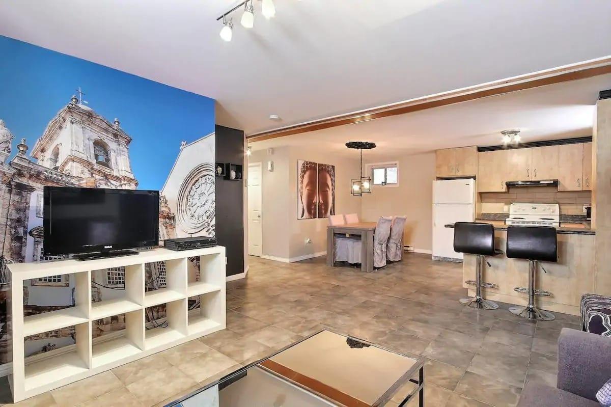 Super appartement Airbnb à Québec