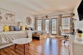 Appartement Airbnb à Québec