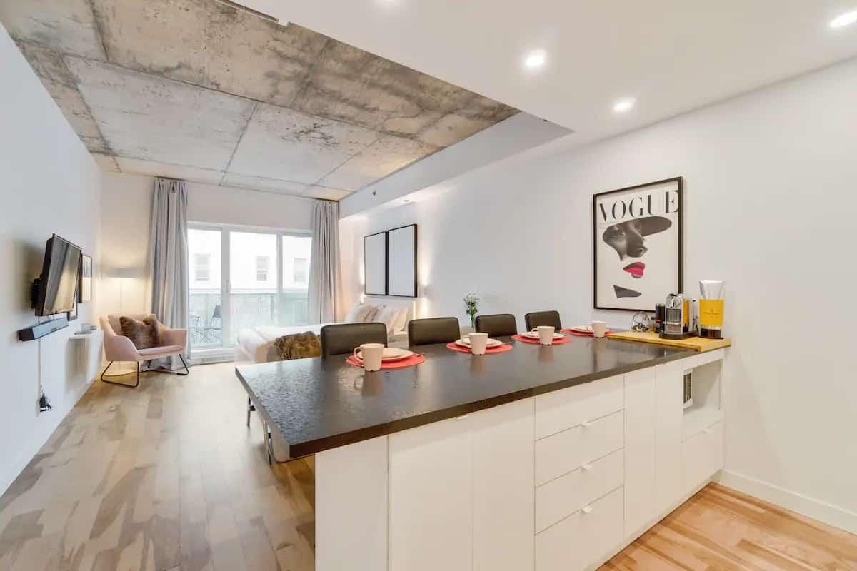 Appartement très bien placé