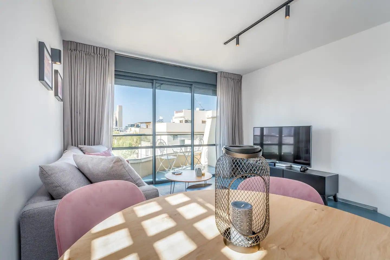 Superbe Airbnb à Tel Aviv
