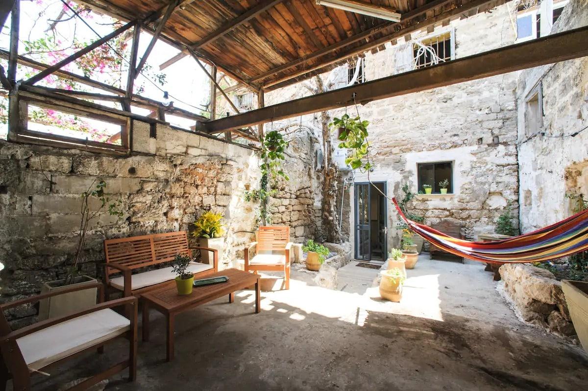 Garden Loft dans la vieille ville de Jaffa
