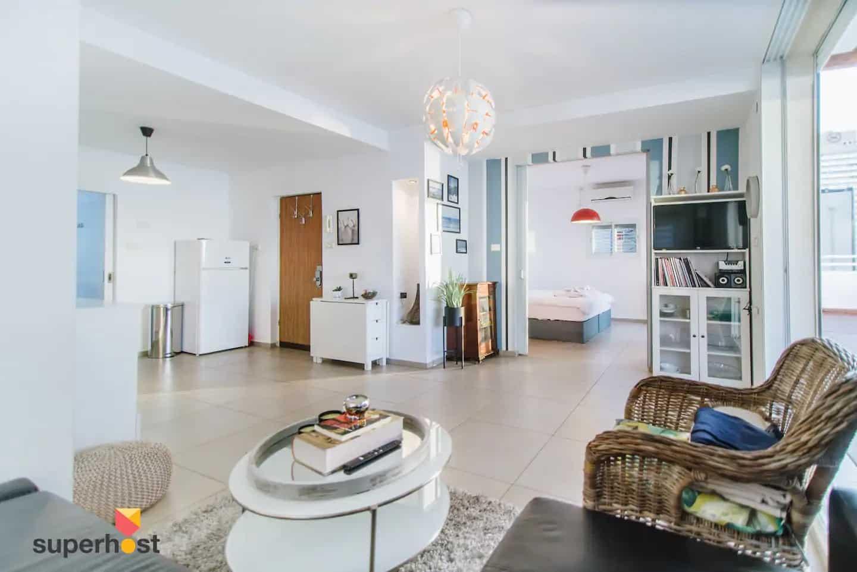 Magnifique Airbnb à Tel Aviv