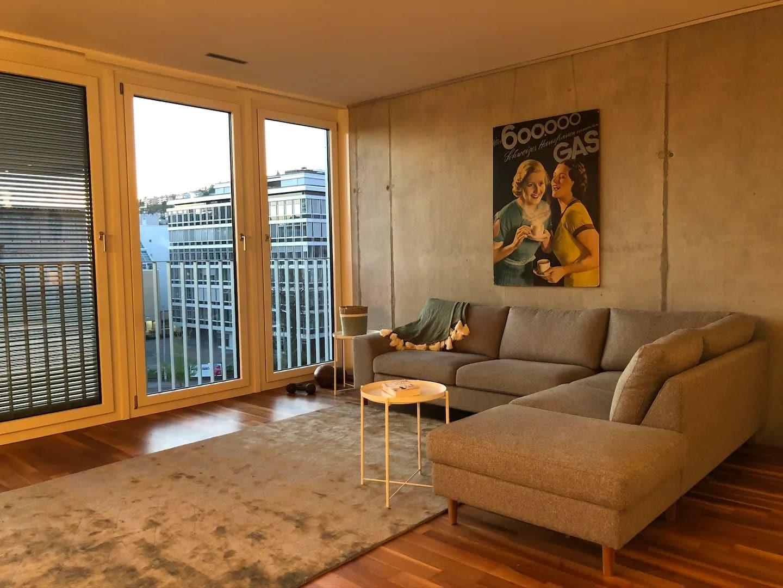 Joli Airbnb à Zurich
