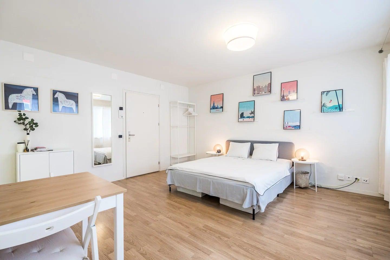 Bel Airbnb à Zurich