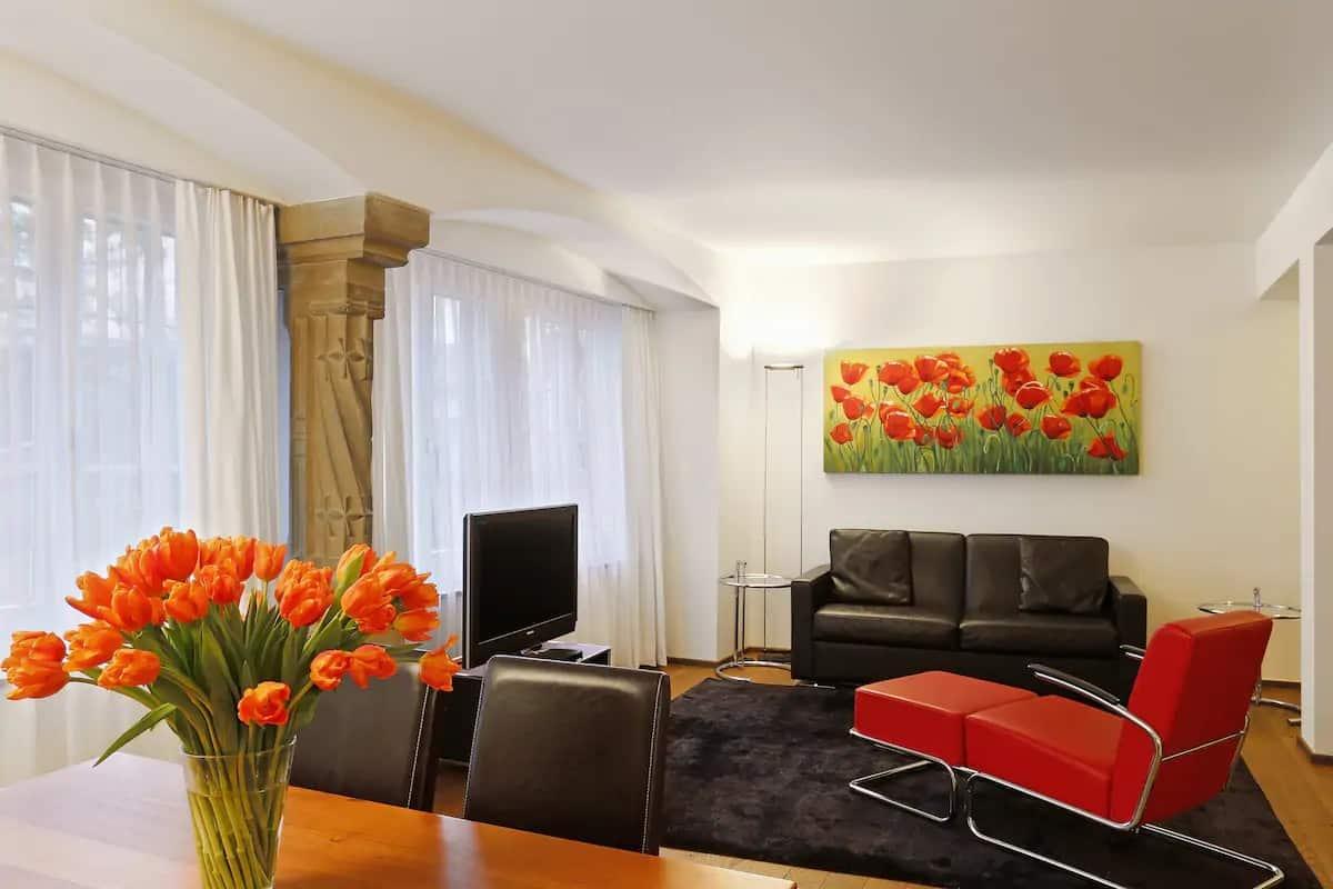 Appartement une chambre à Zurich