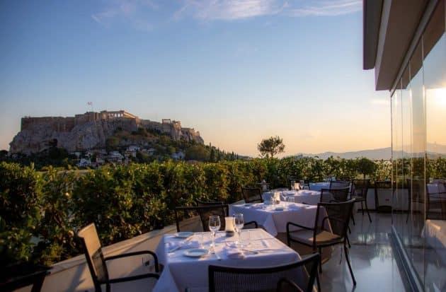Les 13 meilleurs hôtels d'Athènes