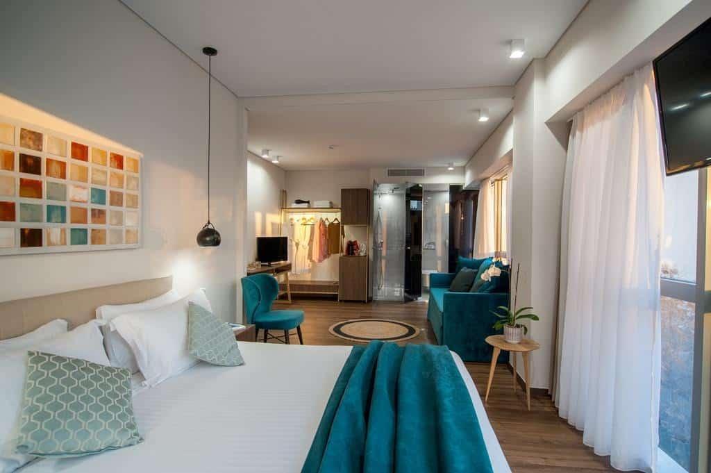 Joli hôtel à Athènes