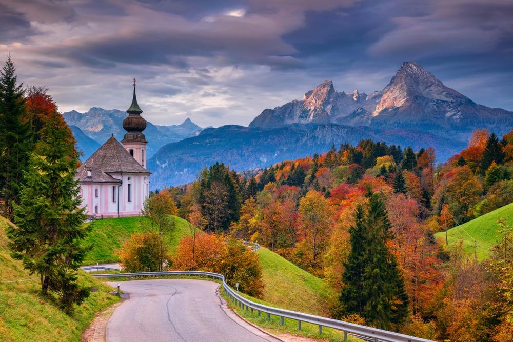 La Bavière en camping-car