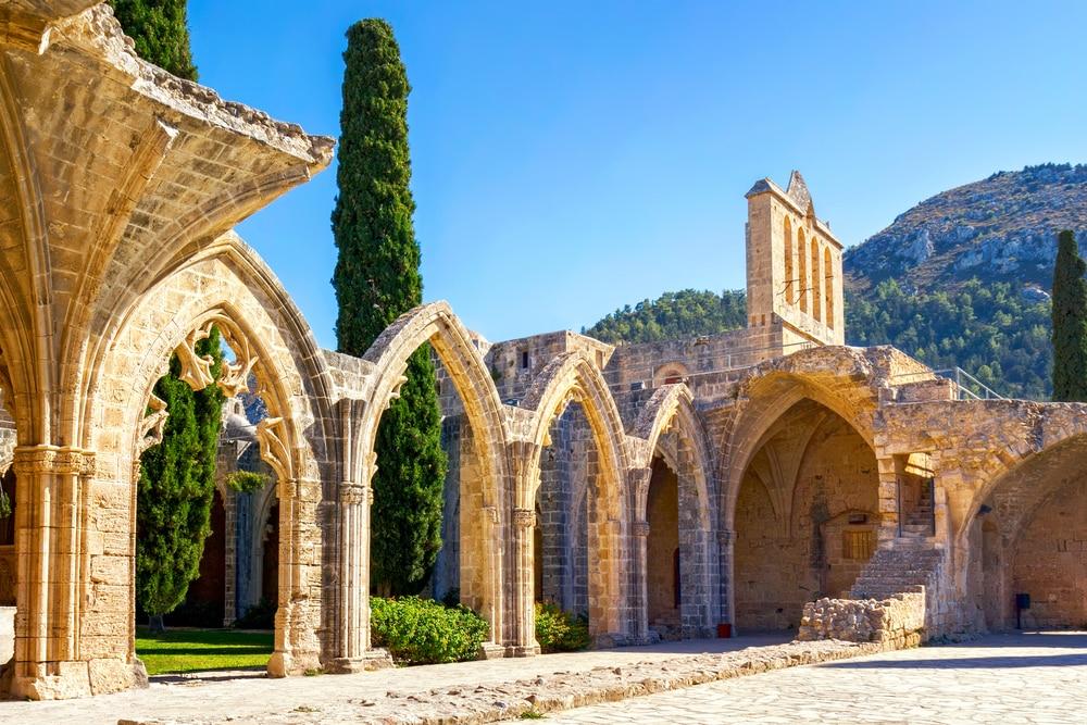 Bellapais-abbaye