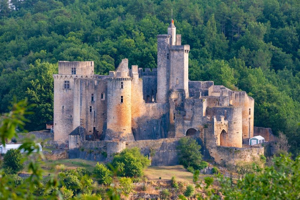 Bonaguil-chateau