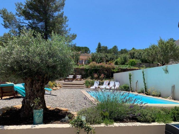 Belle villa provençale