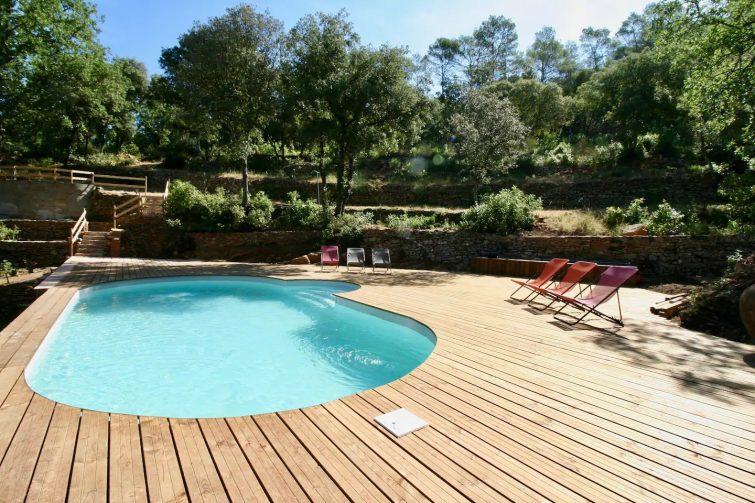 Airbnb Cabasse-sur-Issole : Grande demeure de charme