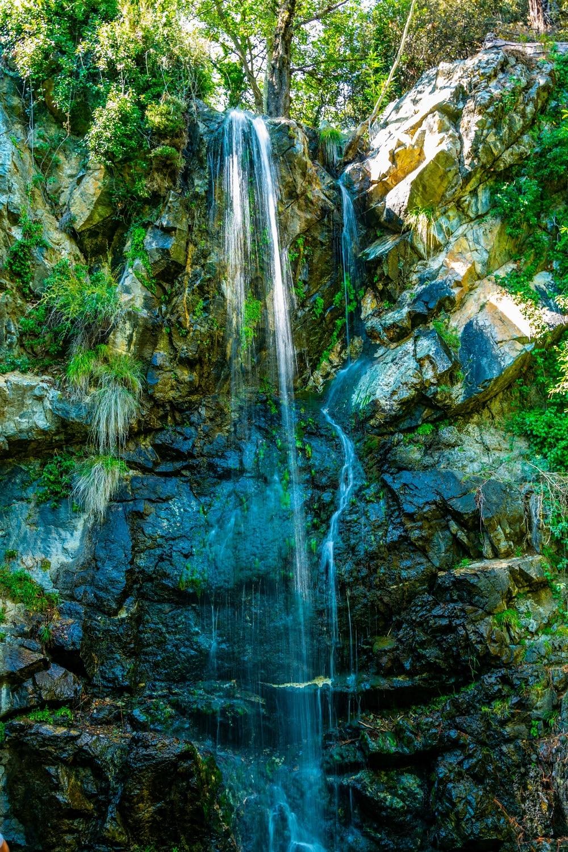 Caledonia Falls à Chypre