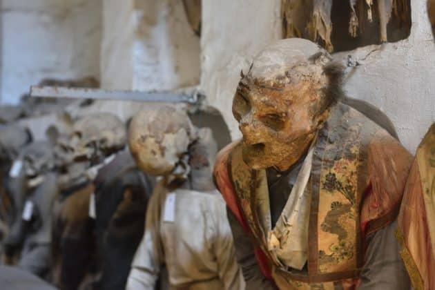 Visiter les Catacombes des Capucins à Palerme : billets, tarifs, horaires