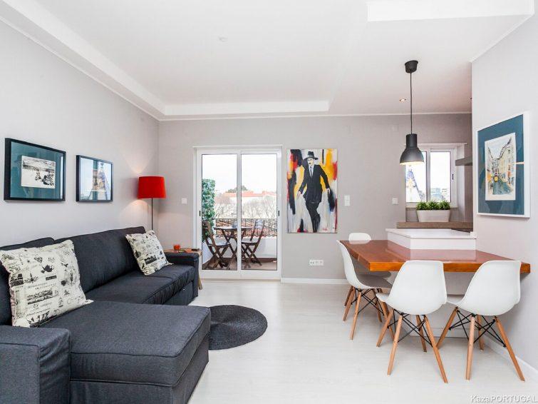 Appartement moderne et lumineux au cœur de la ville