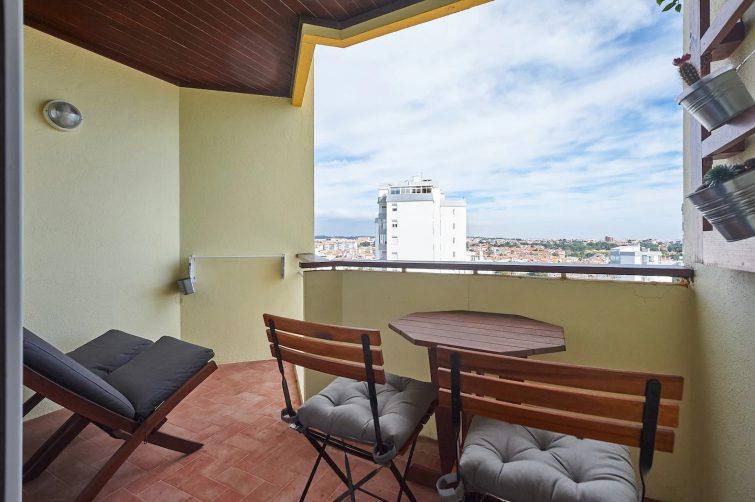 Appartement avec vue sur la baie de Cascais