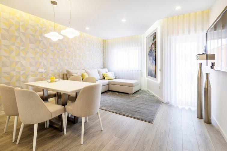 Appartement luxueux dans le centre