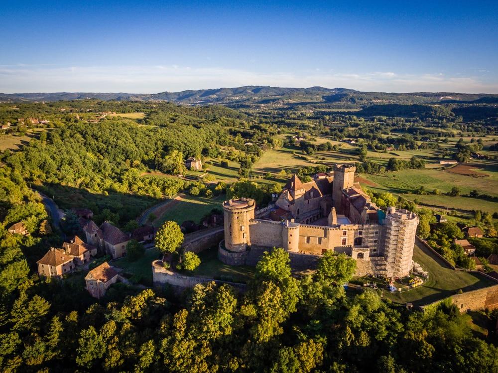 castelnau-chateau