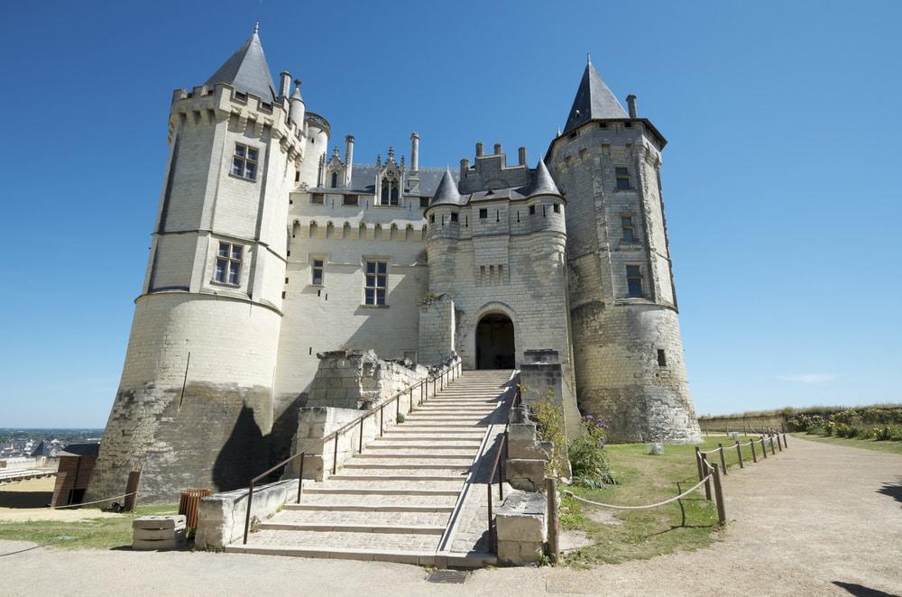 Saumur-france-plus beaux château de France