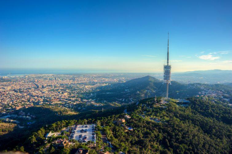 Excursion à la journée Barcelone : Collserola
