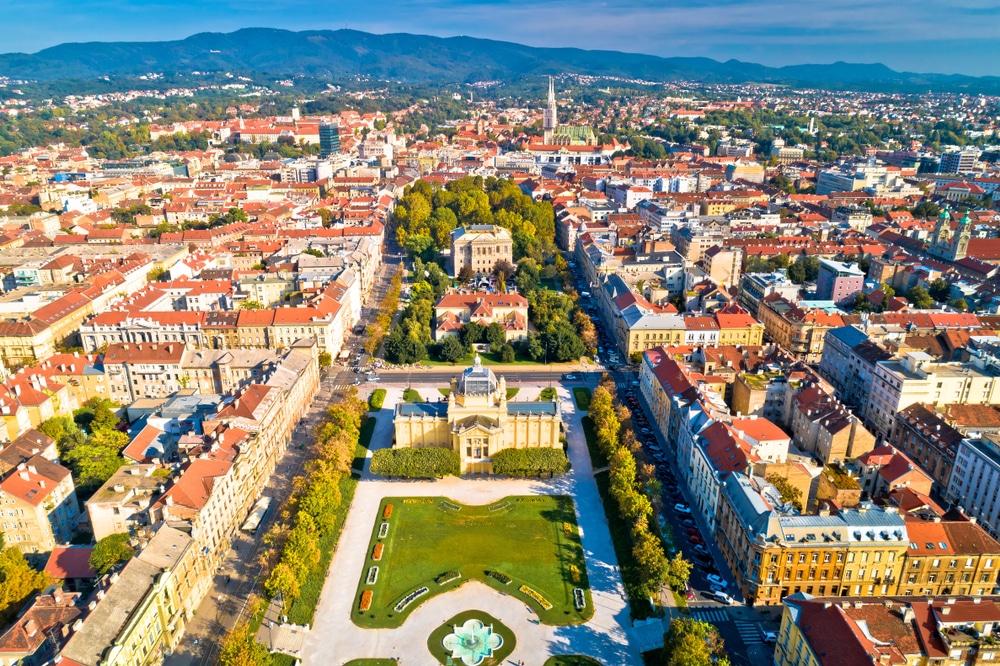 Centre historique de Zagreb