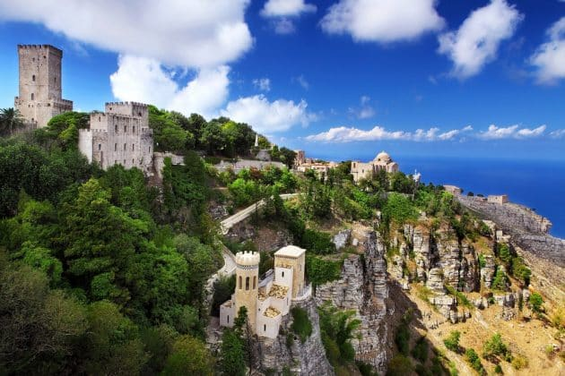 Visiter Erice : guide complet