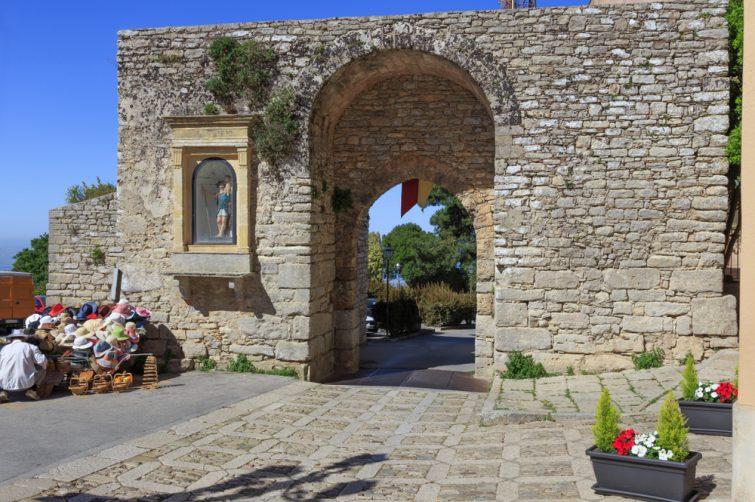Porta Trapani, Erice