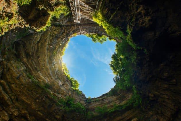 Les 9 plus beaux gouffres du monde