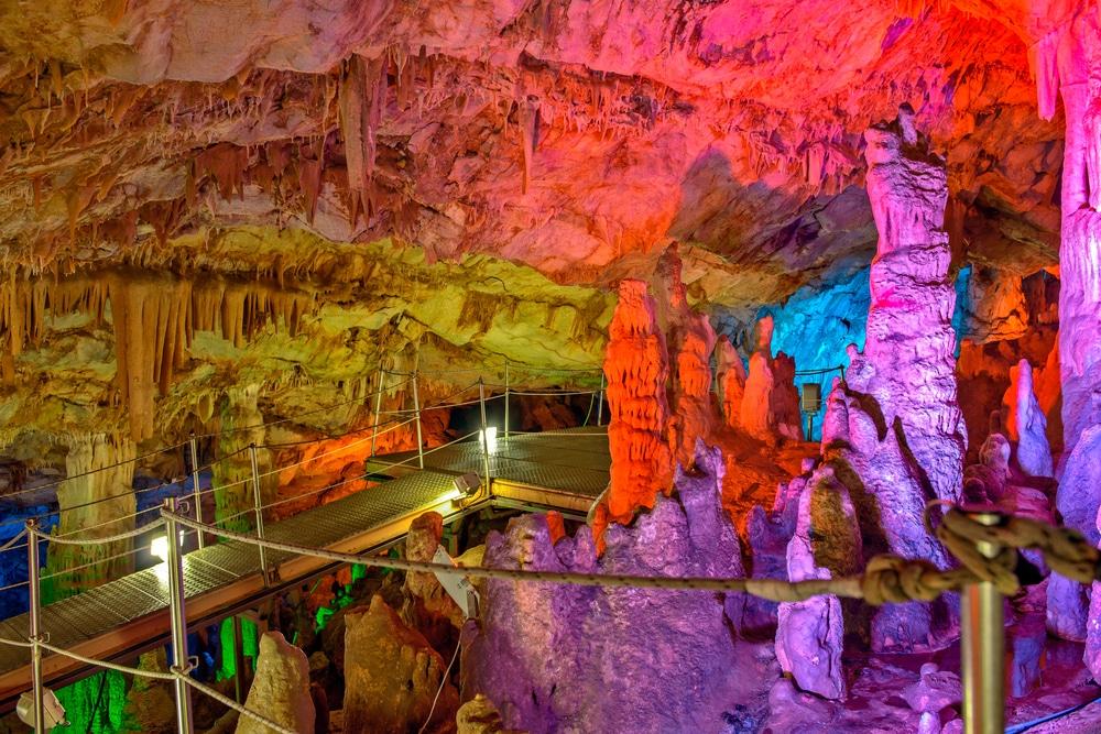 Excursion à la grotte de Zoniana proche d'Héraklion