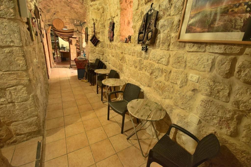 Joli hôtel à Jérusalem