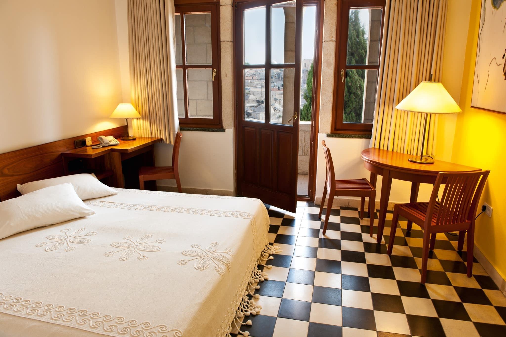 Hôtel à Jérusalem